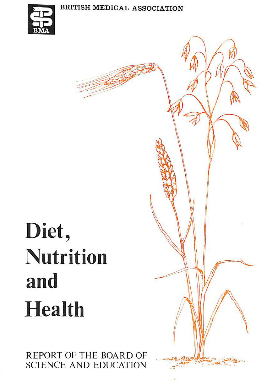 Image for Diet, Nutrition and Health