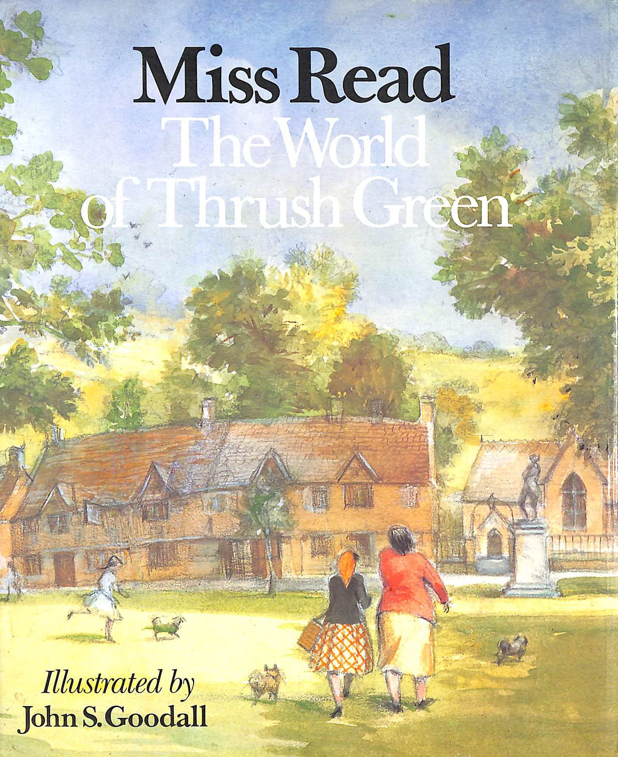 Image for The World of Thrush Green