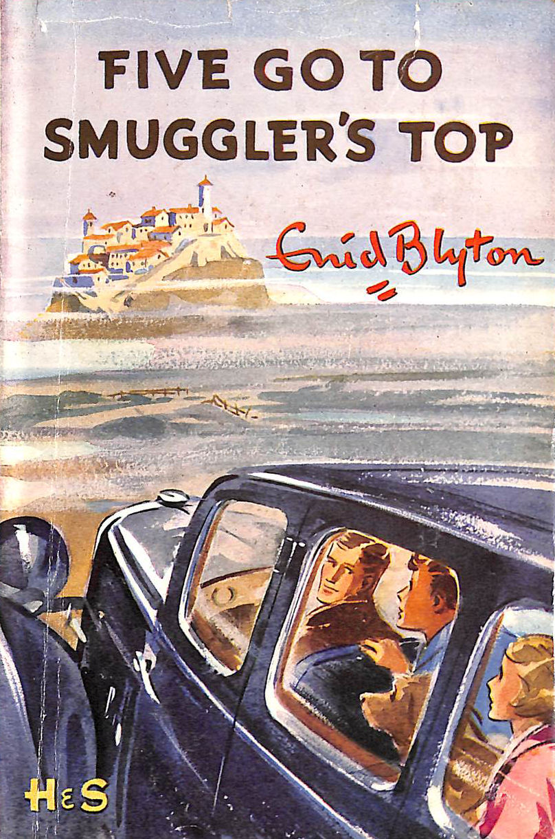 Image for Five Go To Smuggler's Top