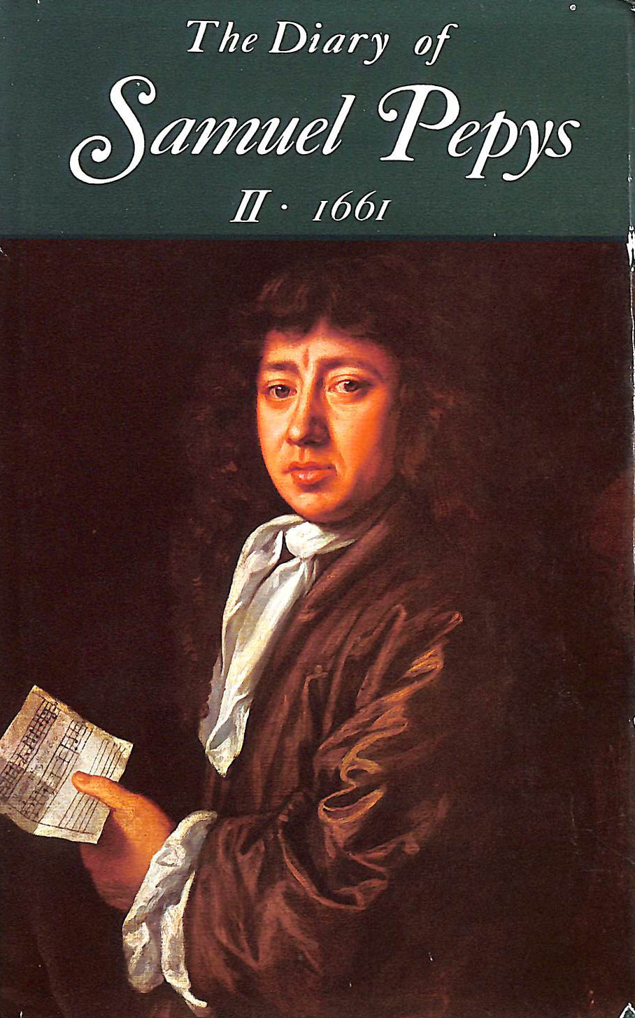 Image for The Diary of Samuel Pepys... A New and Complete Transcription. Volume II: 1661.
