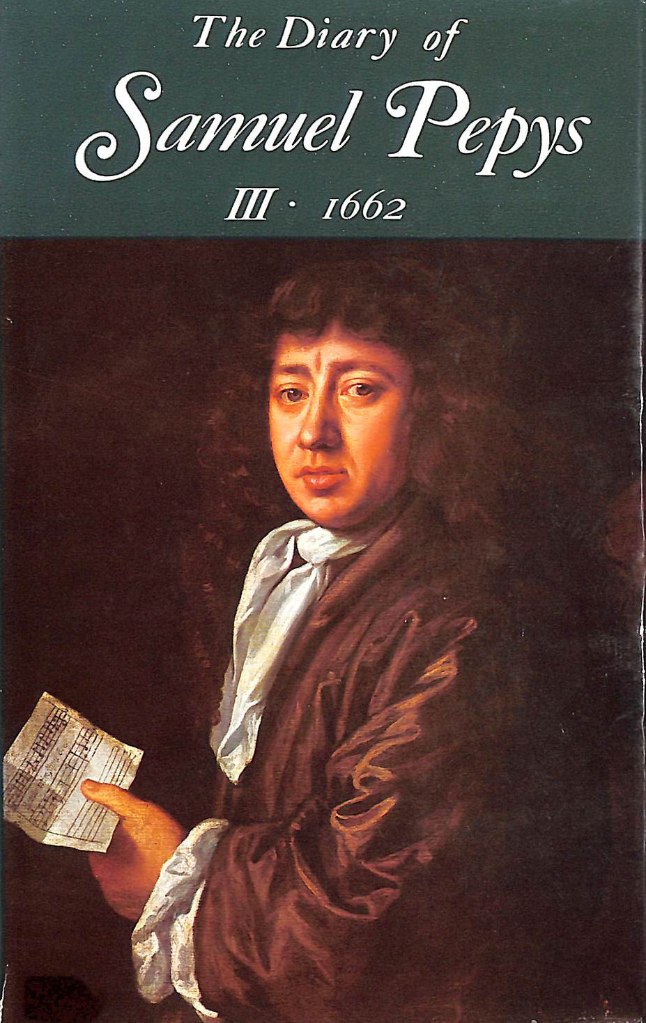 Image for The Diary of Samuel Pepys Volume III 1662