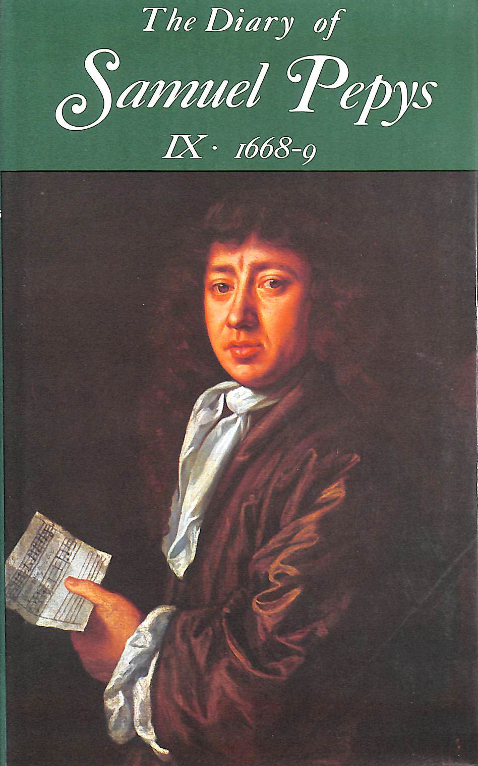 Image for The Diary of Samuel Pepys Volume IX 1668-9