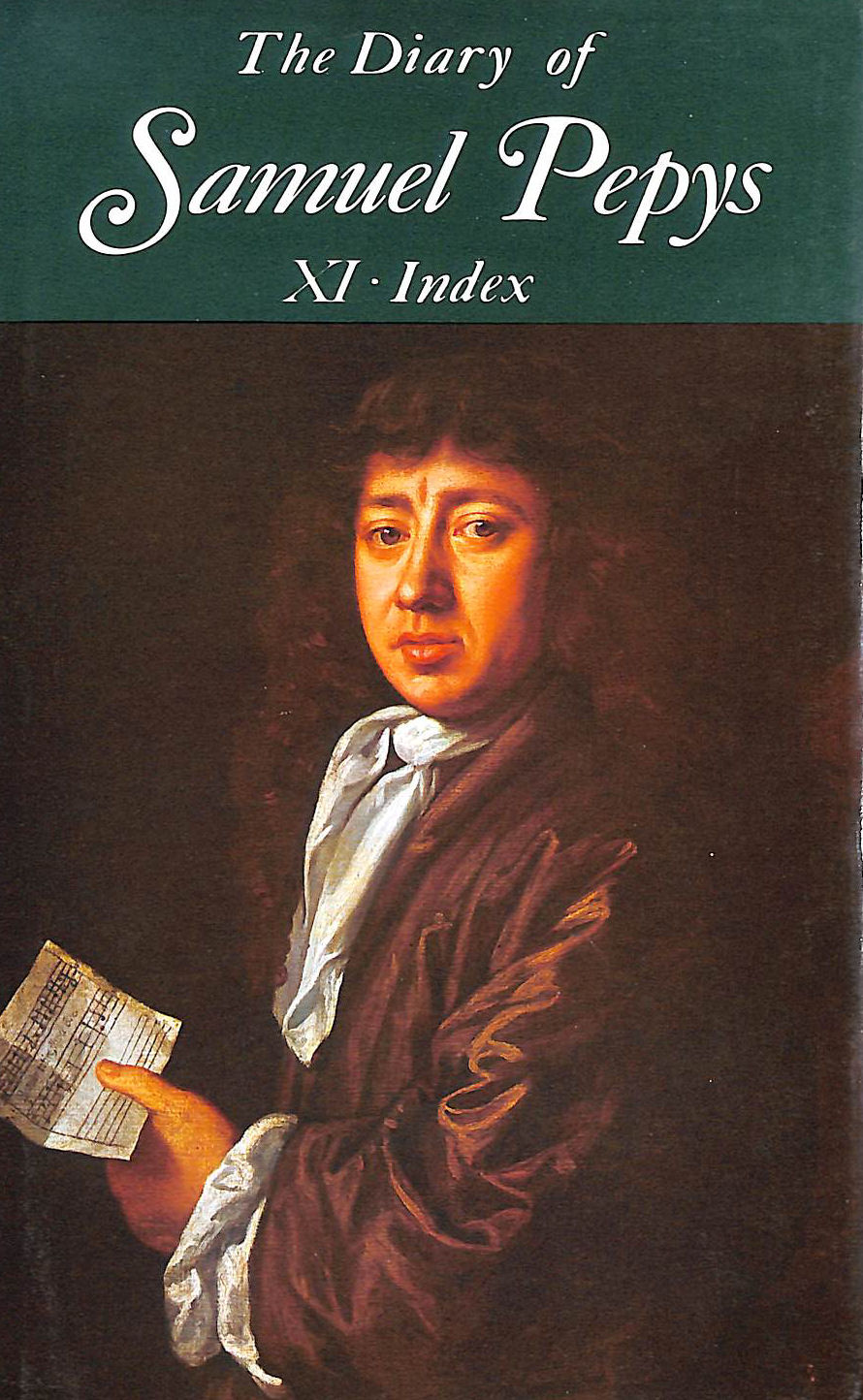 Image for The Diary of Samuel Pepys, Volume XI, Index