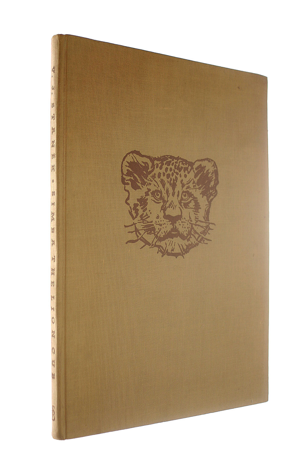 Image for Simba, The Lion Cub