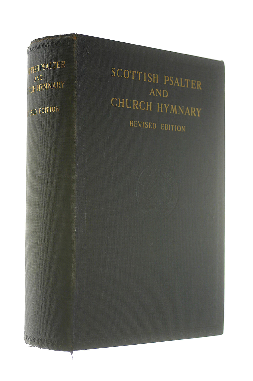 Image for The Scottish Psalter 1929 Metrical Version And Scripture Paraphrases