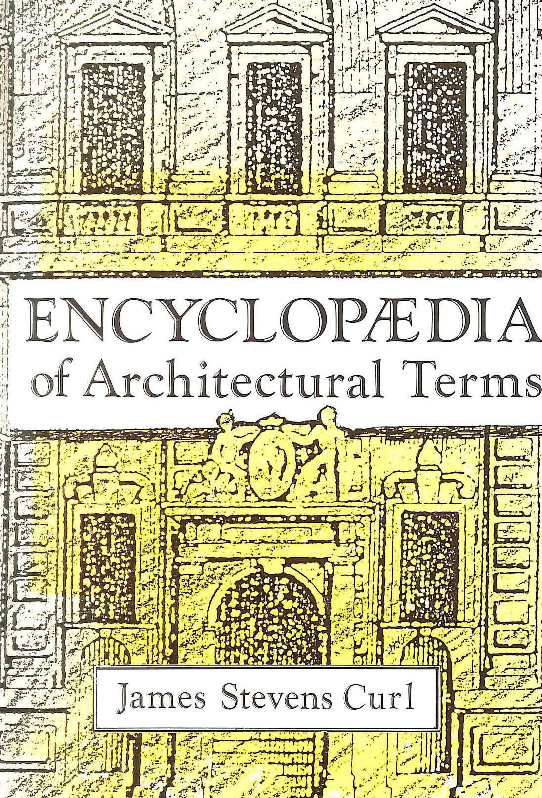 Image for Encyclopaedia of Architectural Terms