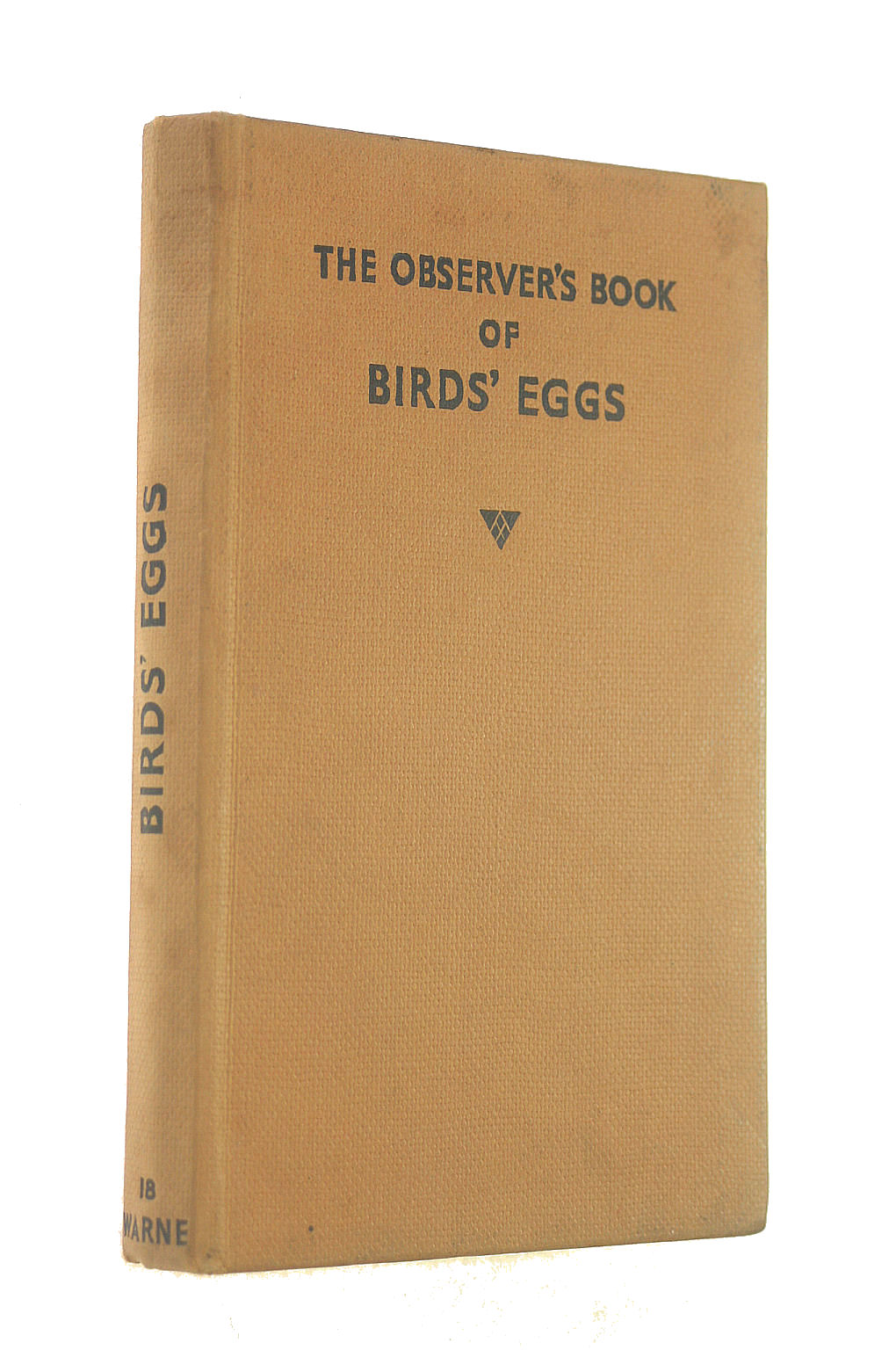 Image for The Observer's Book of Birds' Eggs (Book No: 18)