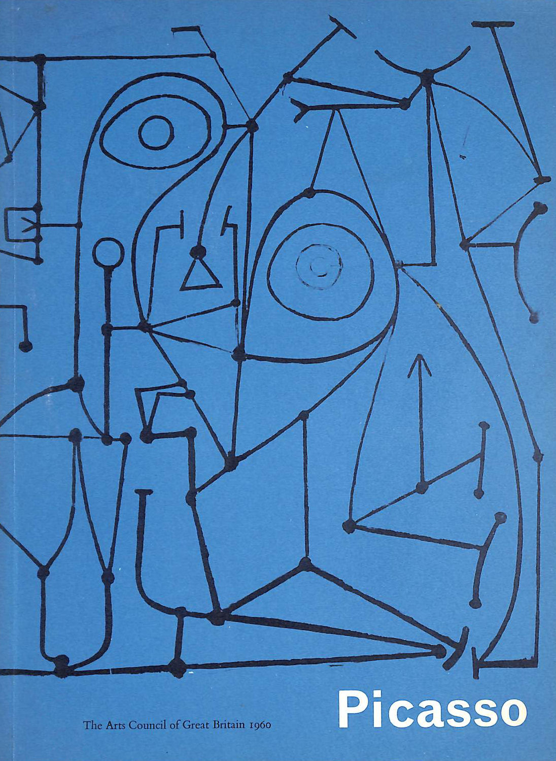 Image for Picasso. At The Tate Gallery 6 July - 18 September.(1960)