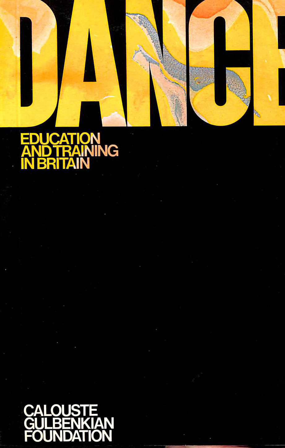 Image for Dance Education and Training in Britain
