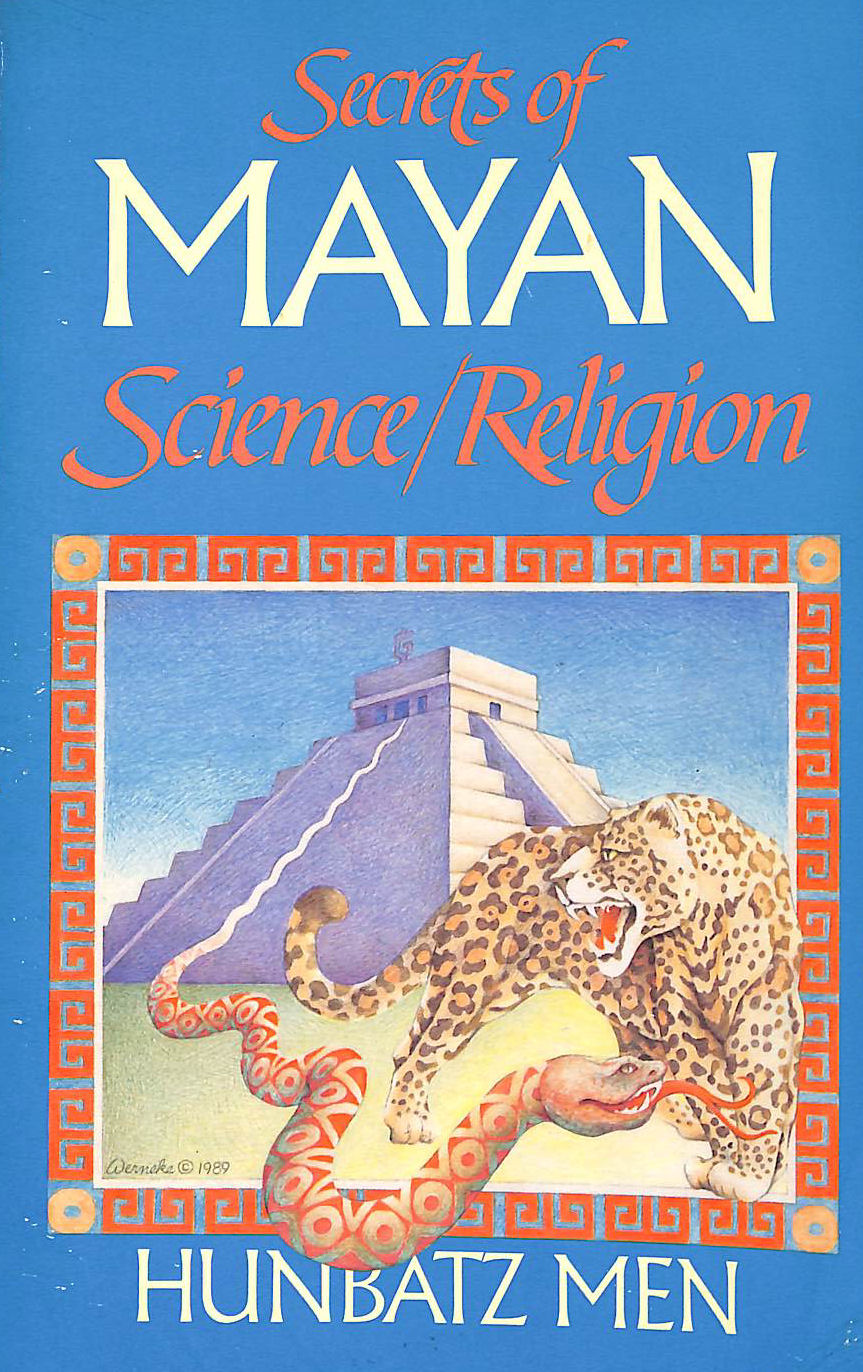 Image for Secrets of Mayan Science/Religion