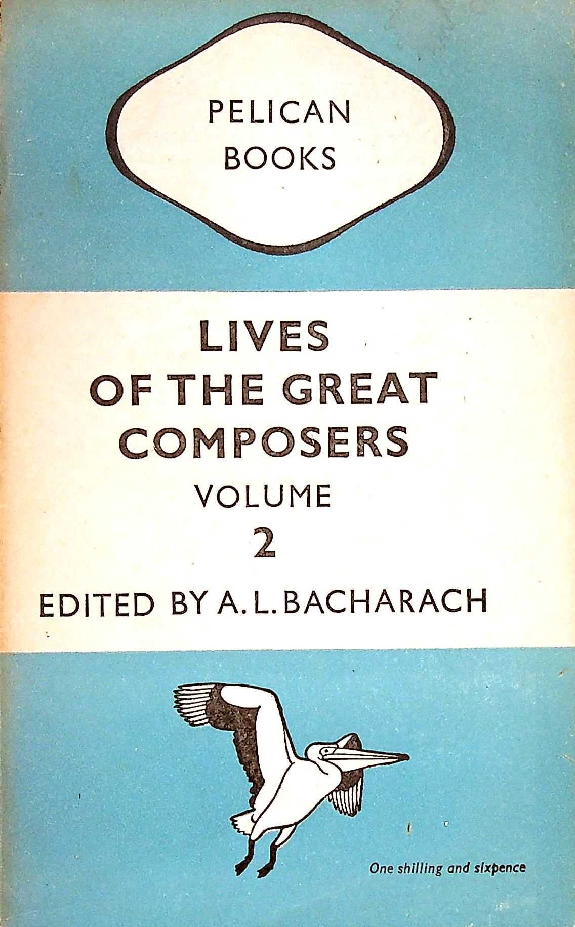 Image for LIVES OF THE GREAT COMPOSERS