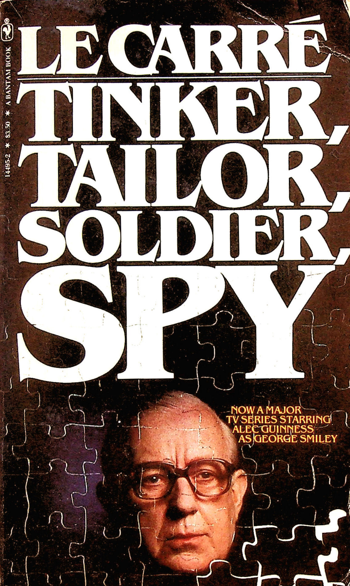 Image for Tinker, Tailor, Soldier, Spy