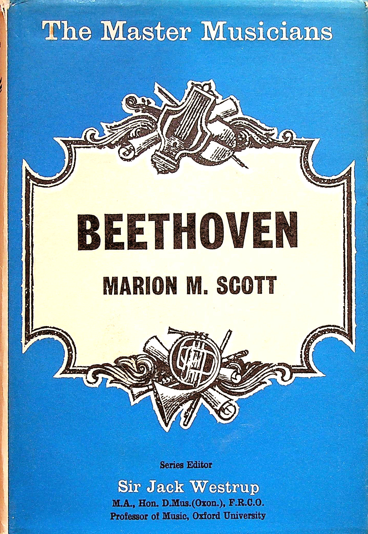 Image for Beethoven (Master Musician S.)
