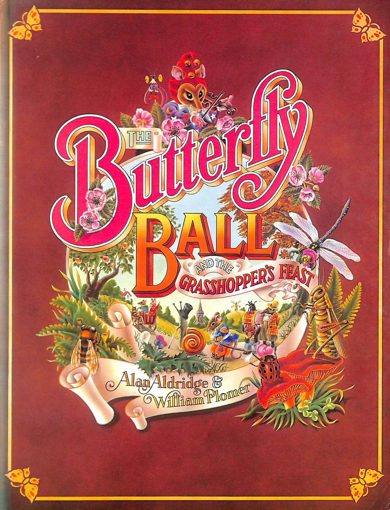 Image for The Butterfly Ball and The Grasshopper's Feast