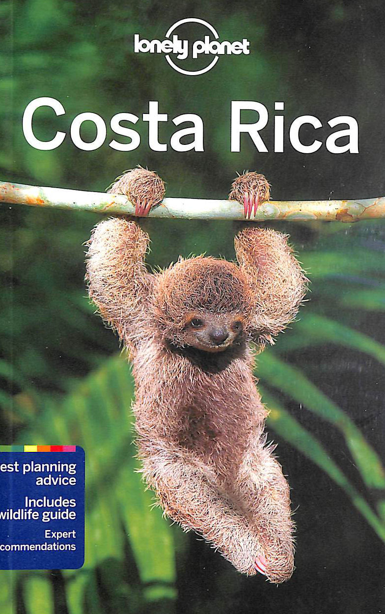 Image for Lonely Planet Costa Rica (Travel Guide)