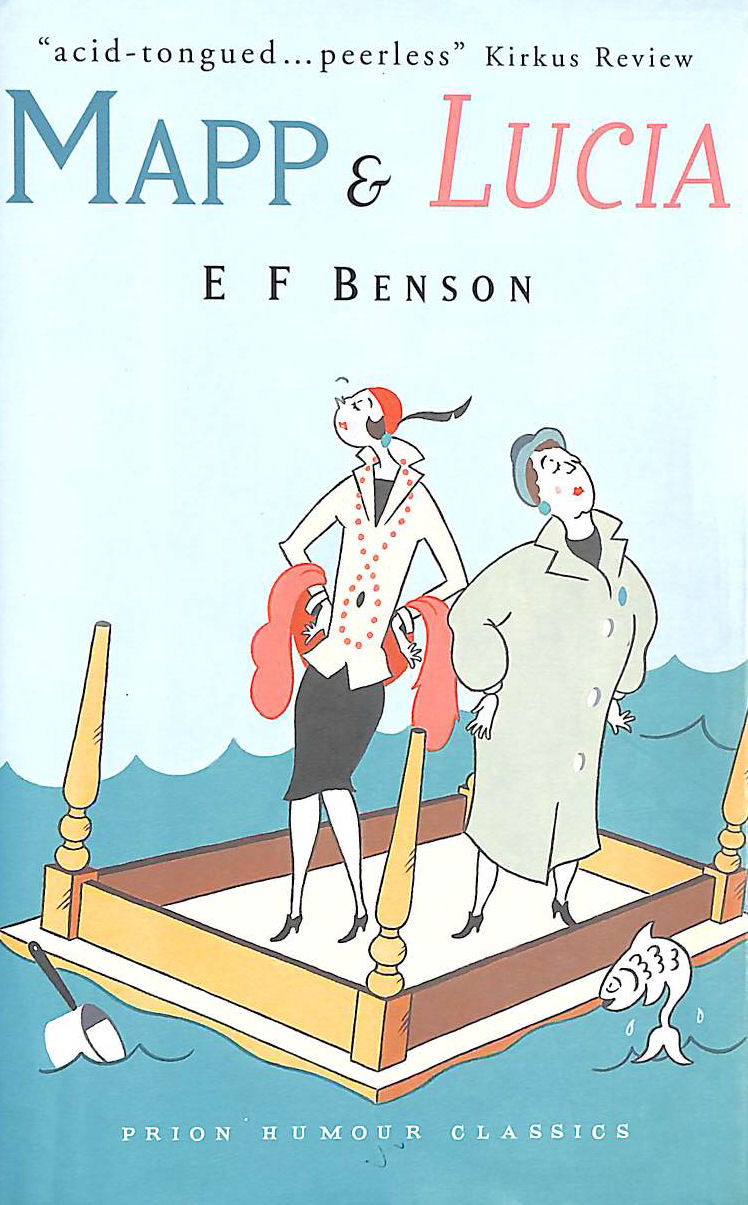 Image for Mapp and Lucia (Prion Humour Classics S.)