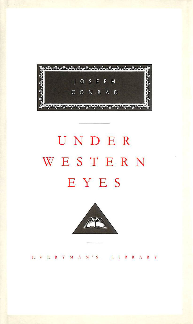 Image for Under Western Eyes (Everyman's Library Classics)