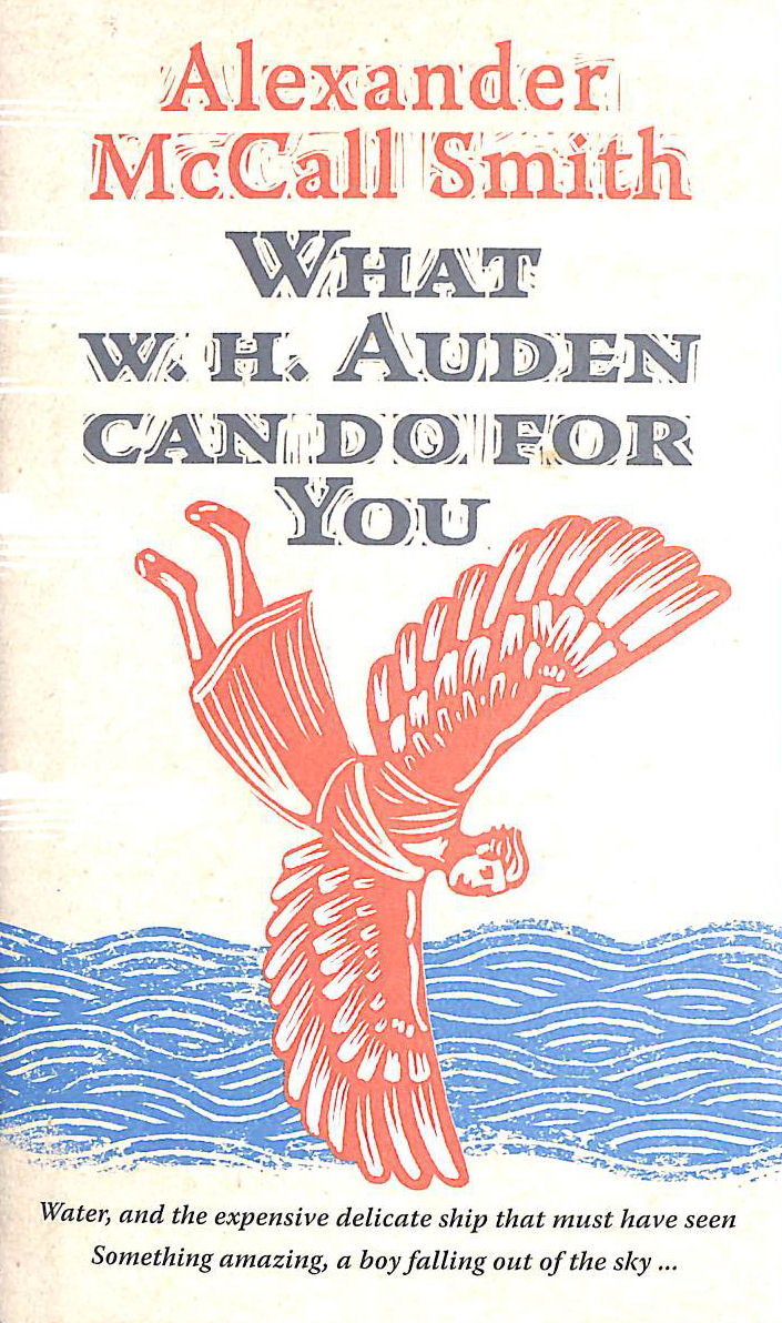 Image for What W. H. Auden Can Do for You (Writers on Writers)