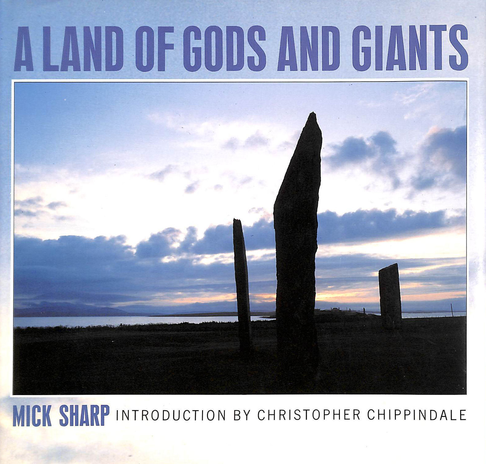 Image for Land of Gods and Giants, A
