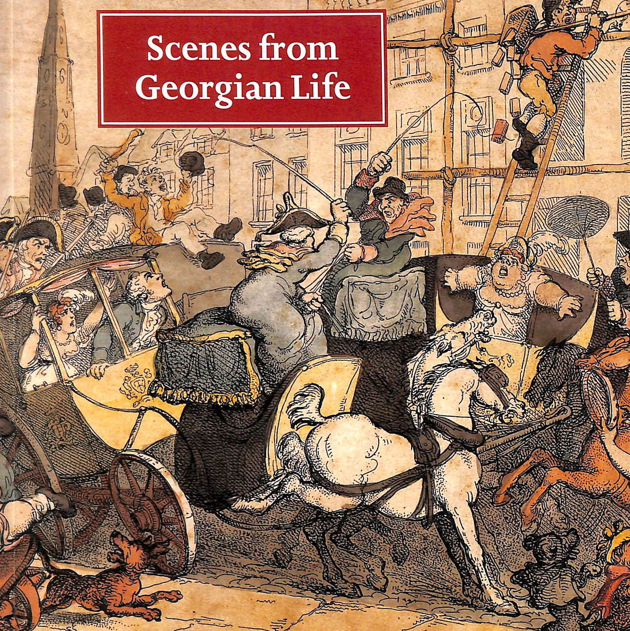 Image for Scenes from Georgian Life (Colour Souveniers S)
