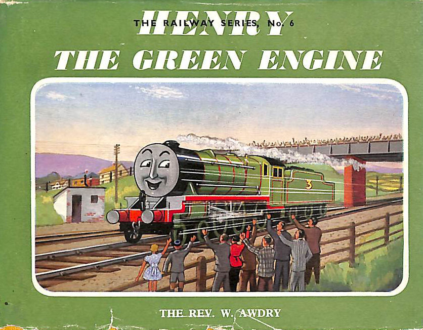 Image for Henry The Green Engine : The Railway Series No. 6