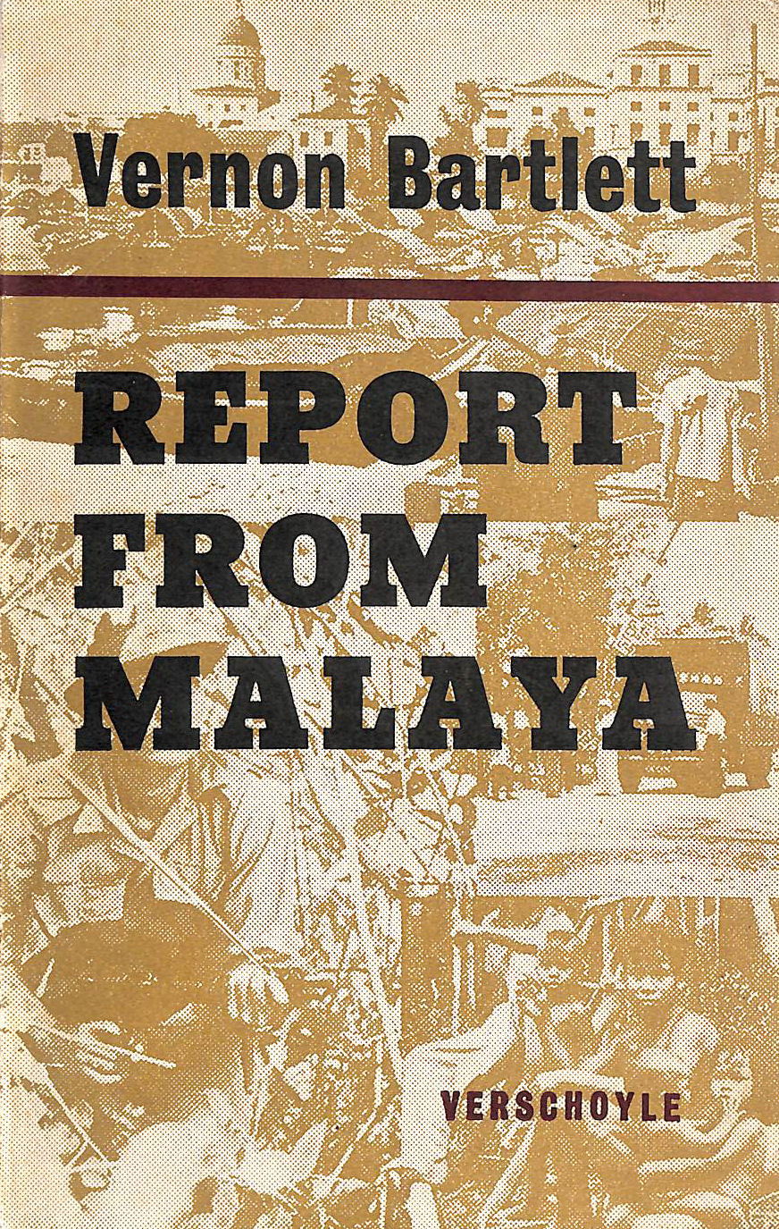 Image for Report from Malaya