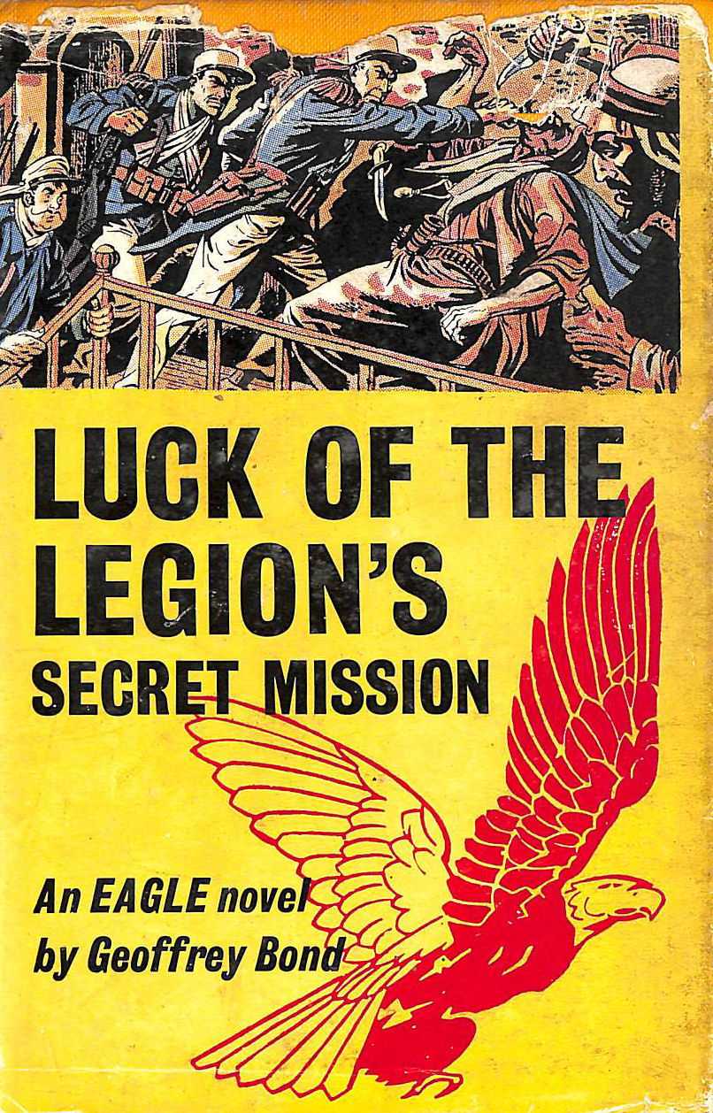 Image for Luck Of the Legion's Secret Mission (Sergeant Luck's Secret Mission)