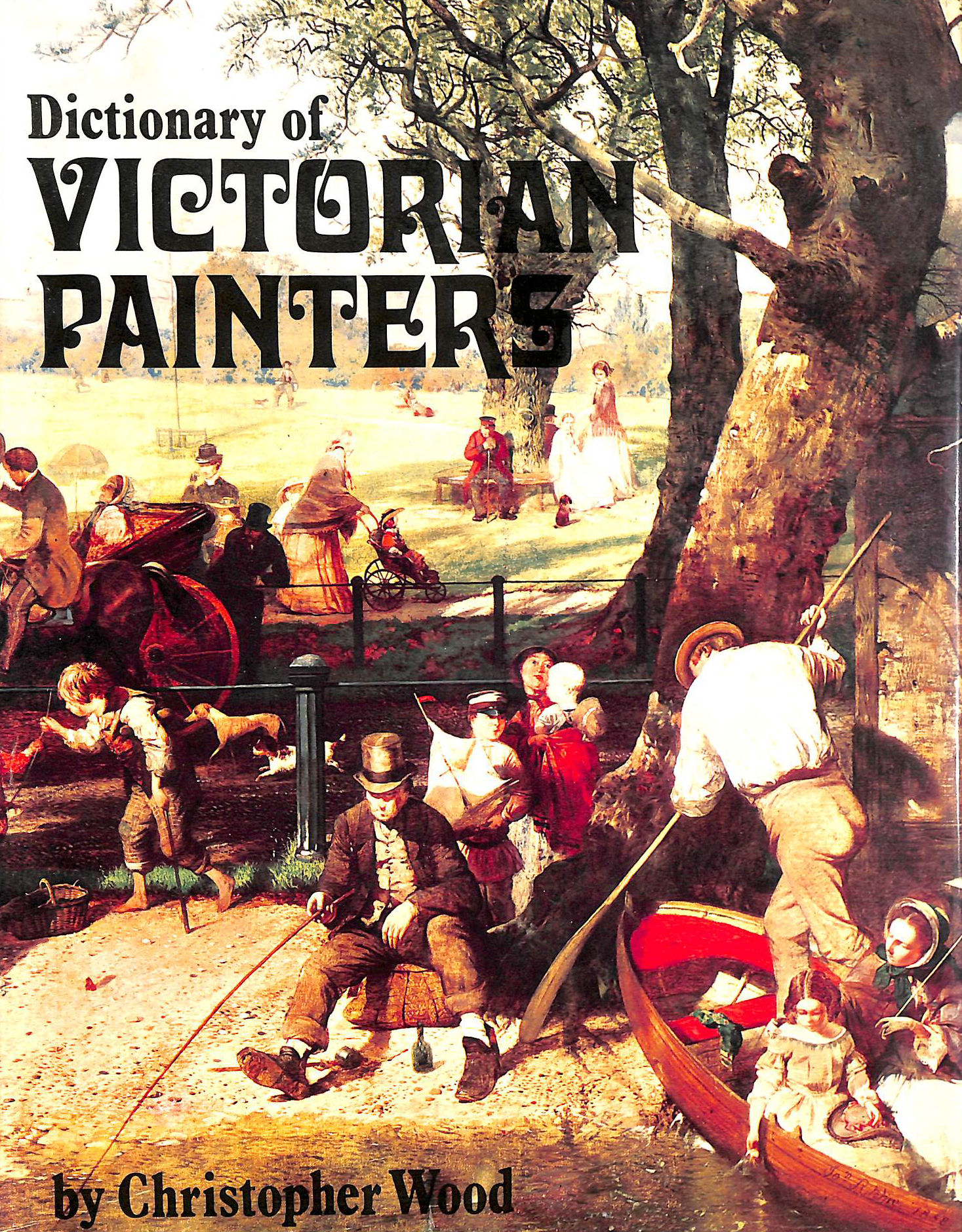 Image for Dictionary of Victorian Painters
