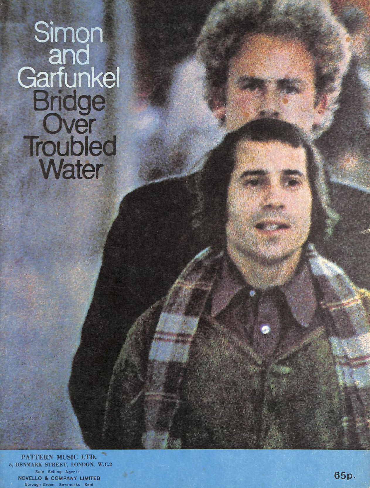 Image for Bridge Over Troubled Water