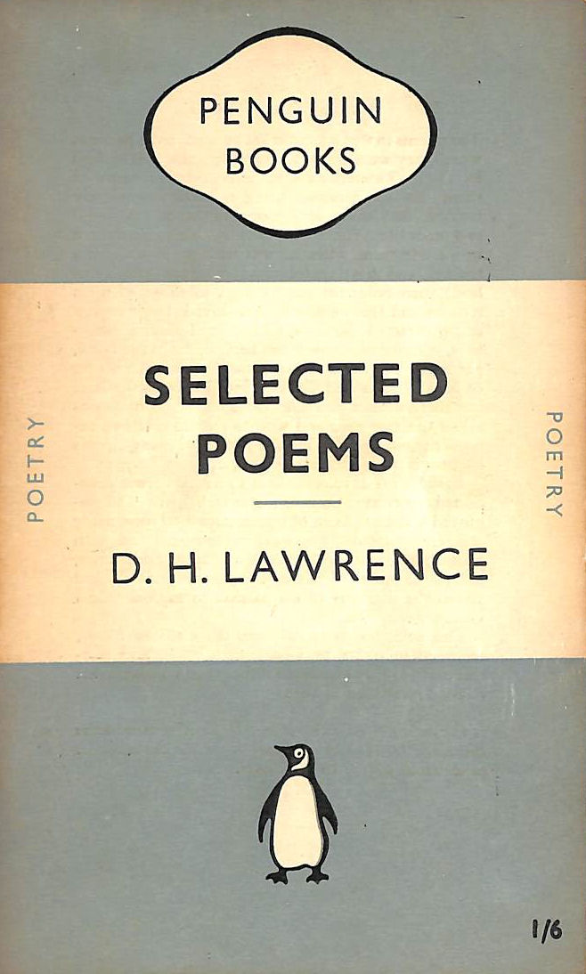 Image for Selected Poems. Chosen with an introduction by W. E. Williams (Penguin Poets. D. 11.)