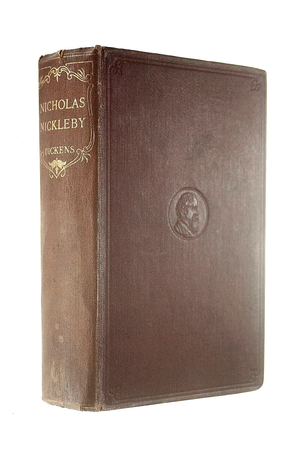 Image for The Life and Adventures of Nicholas Nickleby