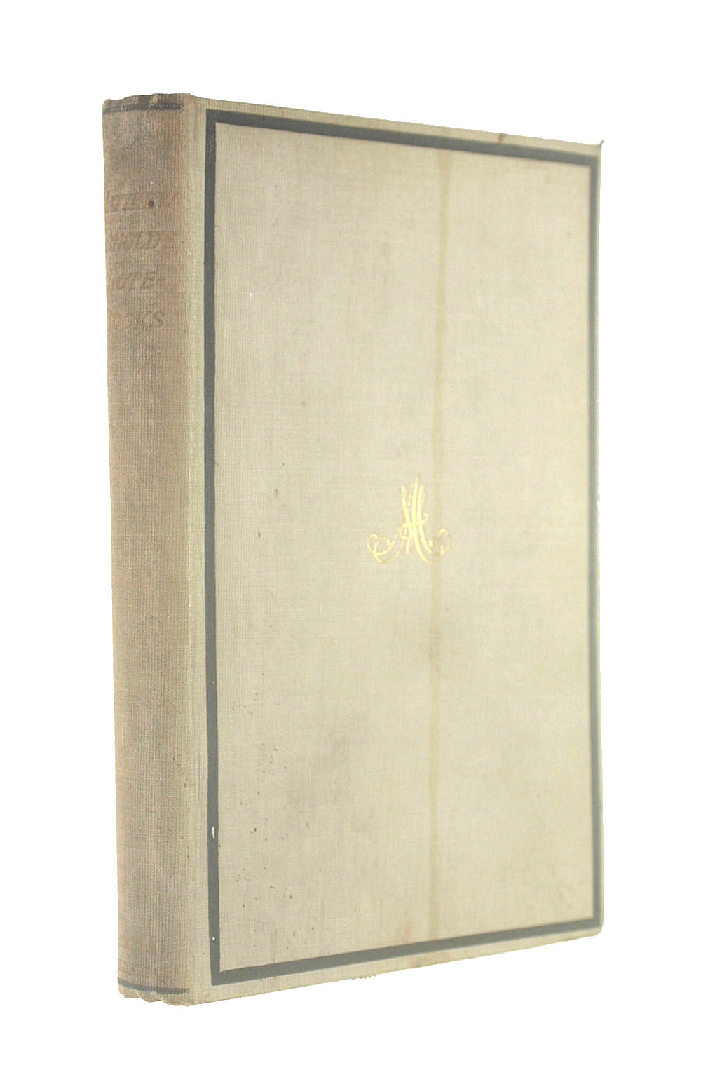 Image for Matthew Arnold's Notebooks. With A Preface By The Hon. Mrs. Wodehouse