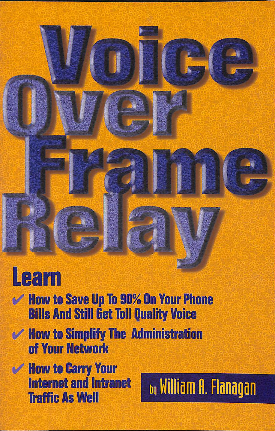 Image for Voice Over Frame Relay