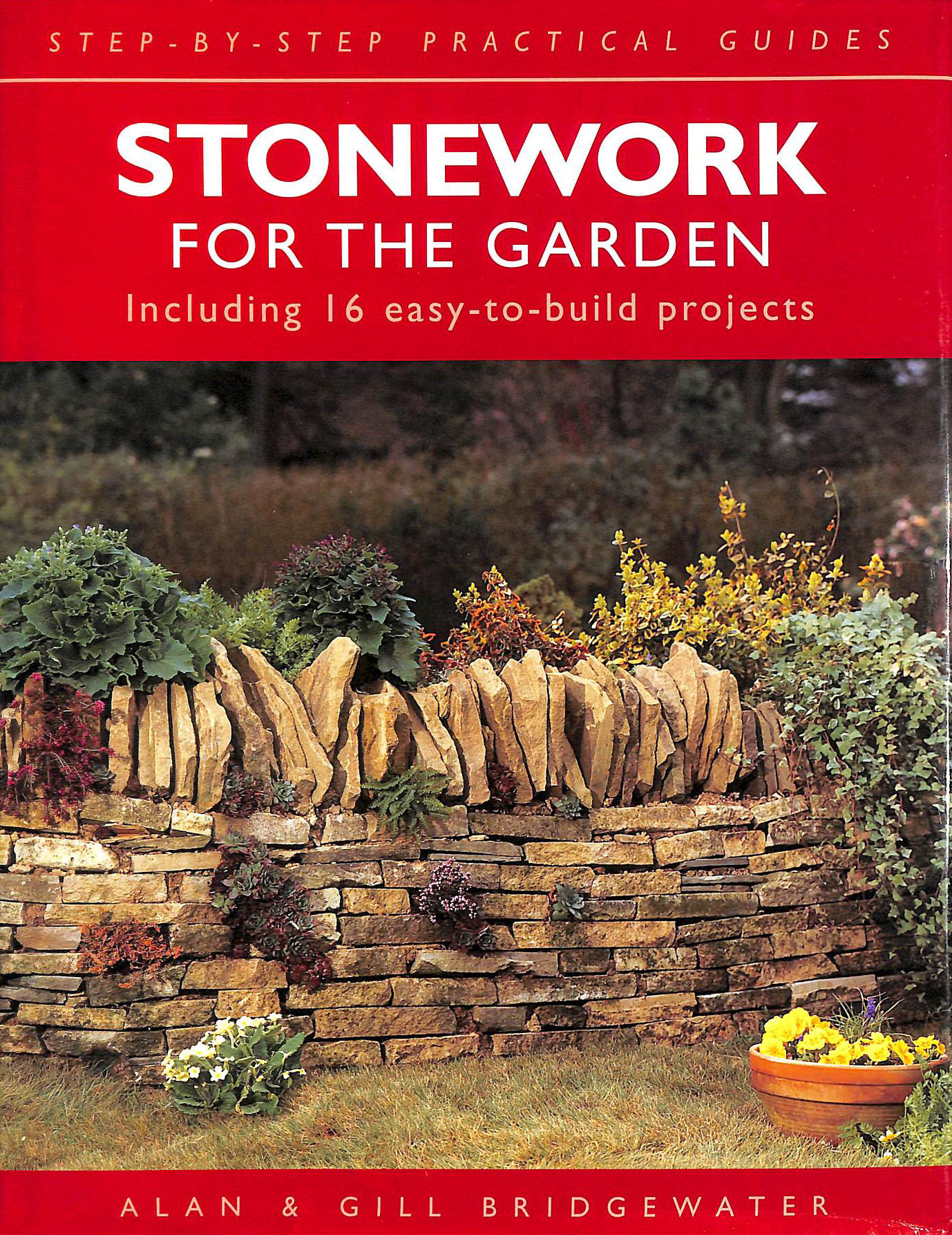 Image for Stonework for the Garden (Step-by-Step)