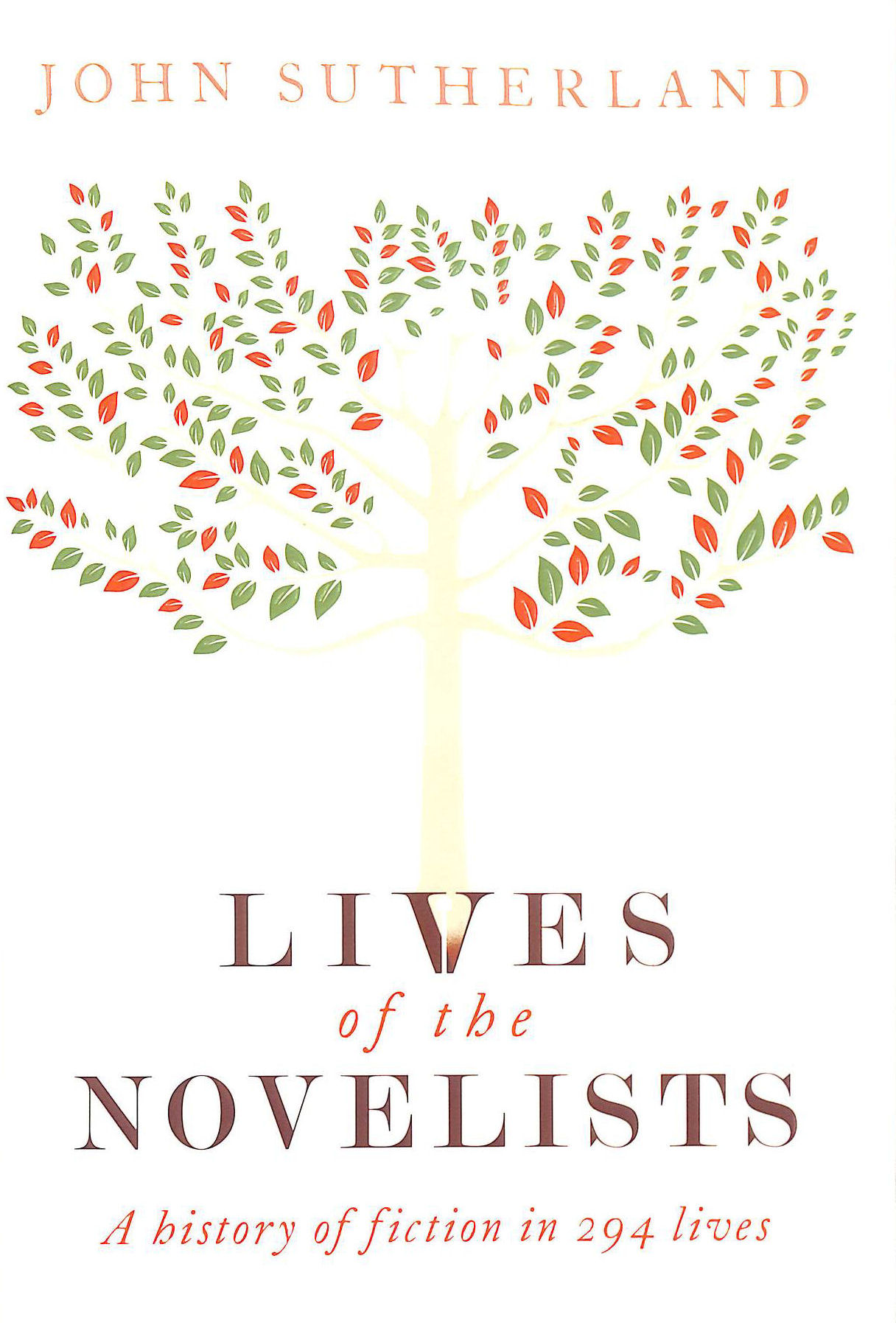 Image for Lives of the Novelists: A History of Fiction in 294 Lives