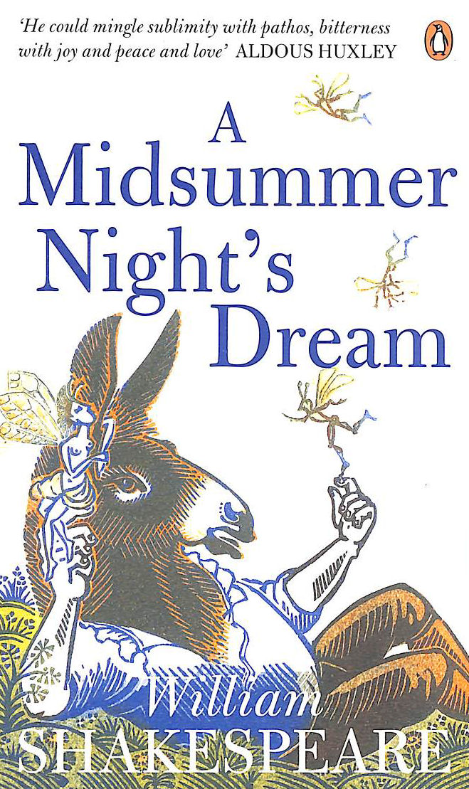 Image for A Midsummer Night's Dream (Penguin Shakespeare)