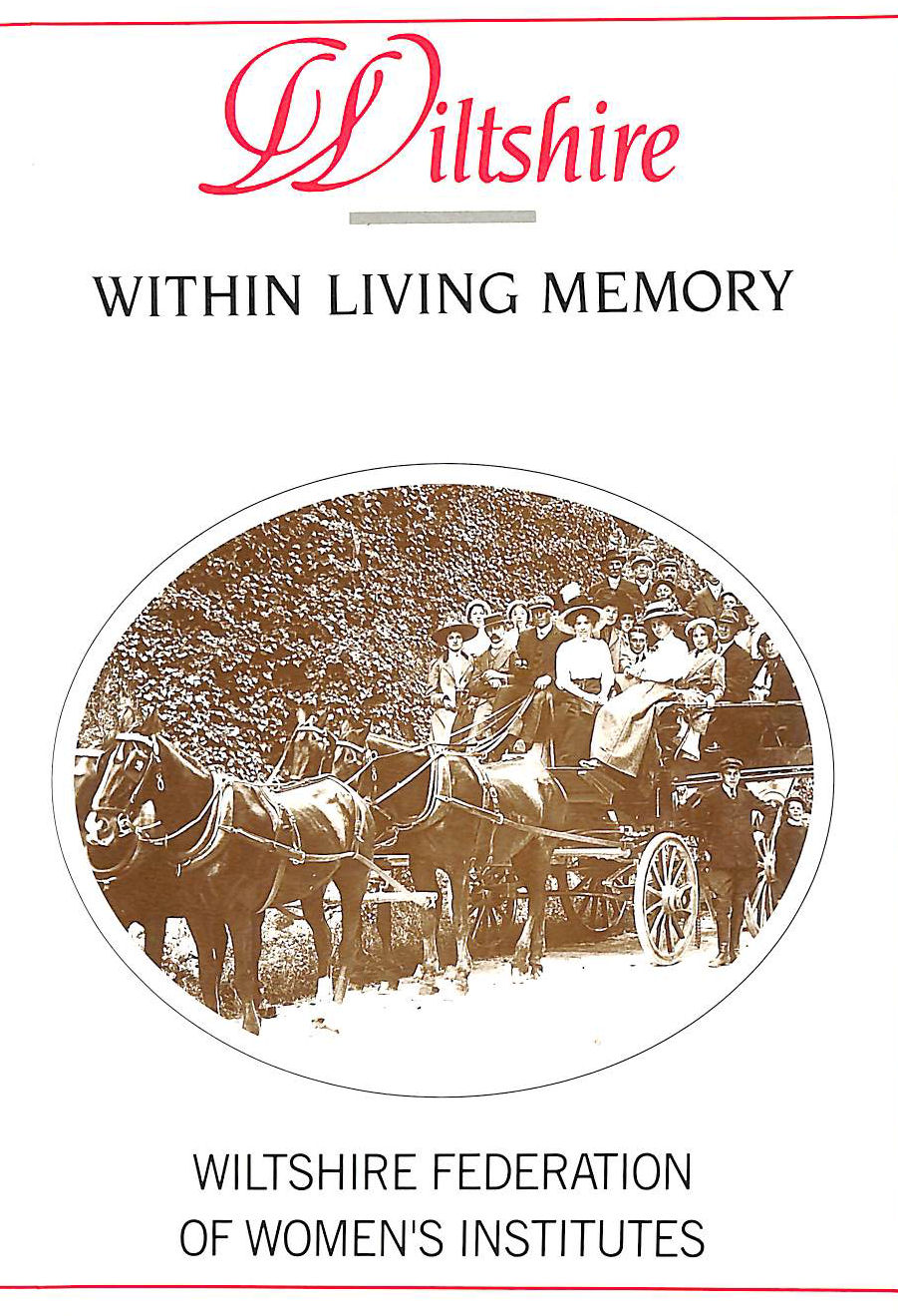 Image for Wiltshire within Living Memory