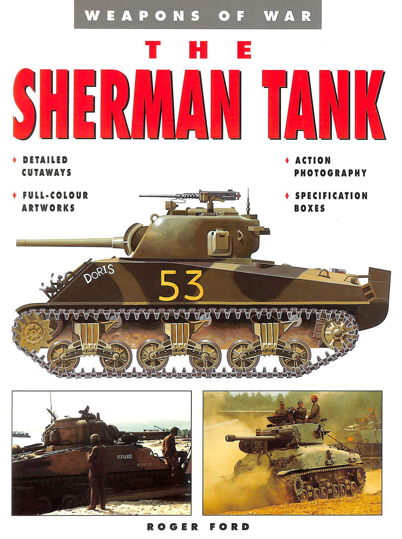 Image for The Sherman Tank (Weapons of War)