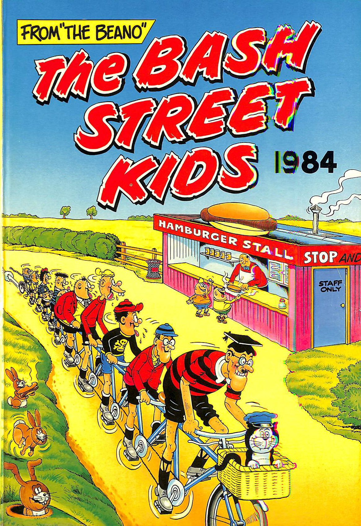 Image for The Bash Street Kids 1984 (Annual)
