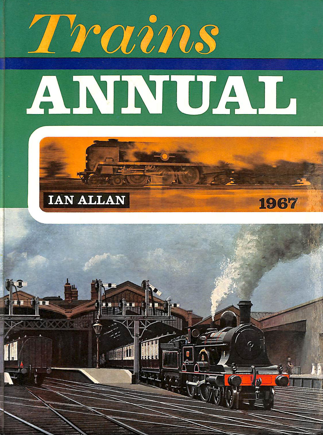 Image for Trains Annual 1967