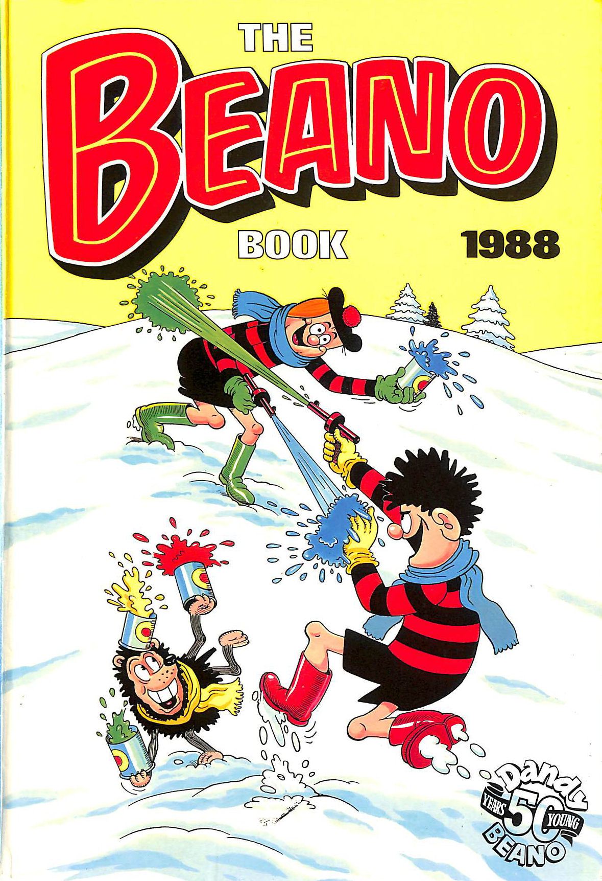 Image for The Beano Book 1988 (Annual)