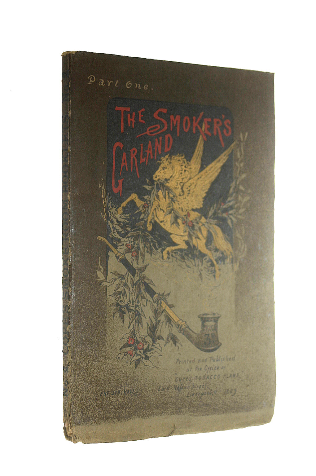 Image for The Smoker's Garland Part 1 Cope's Smoke Room Booklets No 2