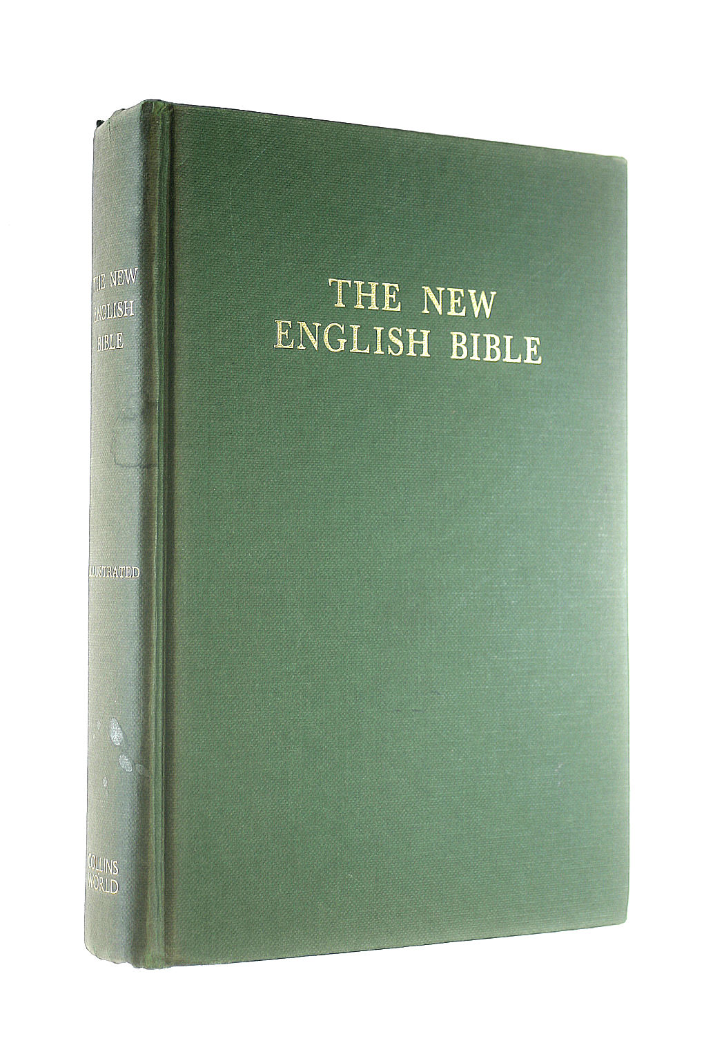 Image for THE NEW ENGLISH BIBLE