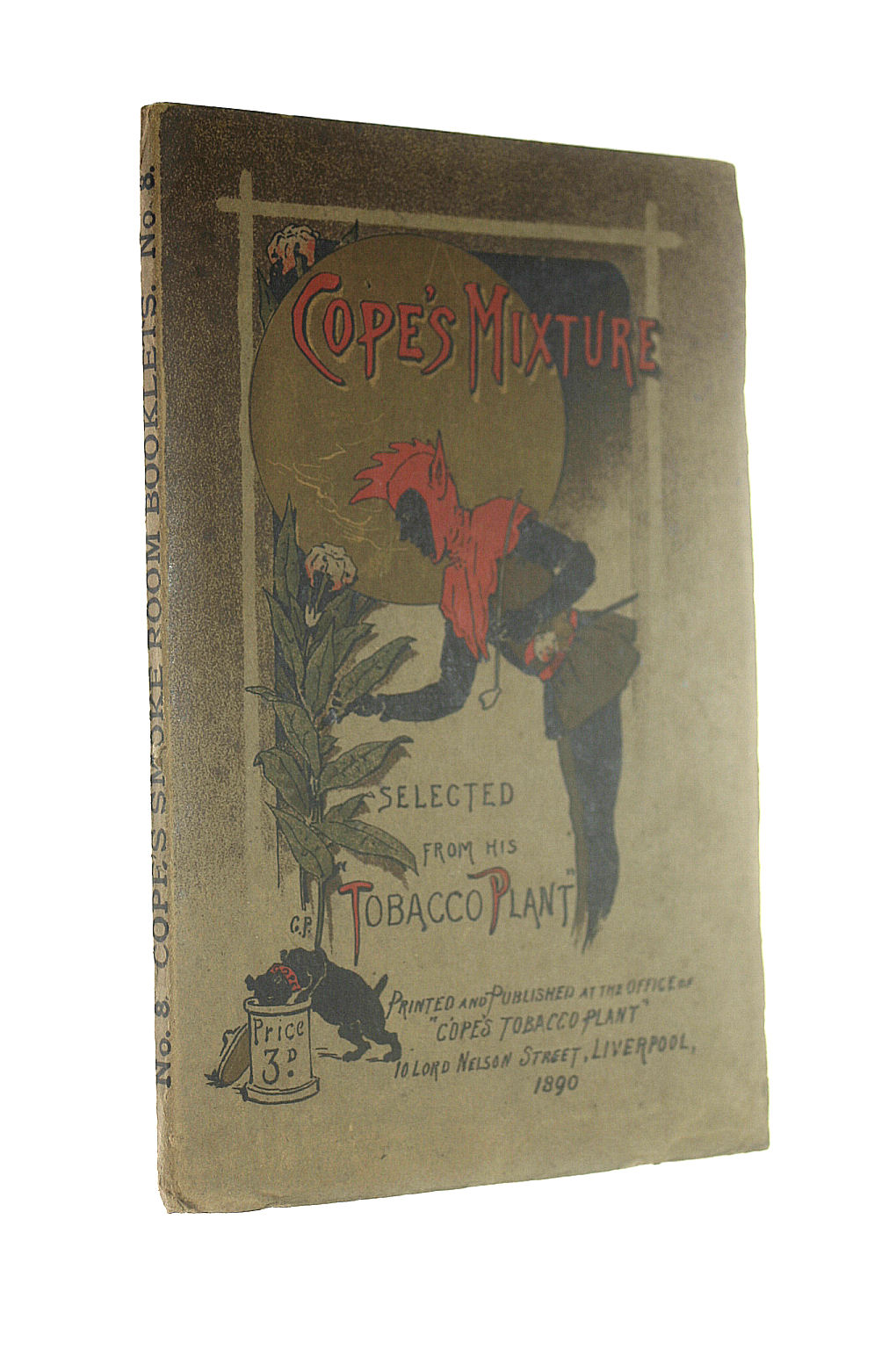 Image for Cope's Mixture selected from His Tobacco Plant (Cope's Smoke Room Booklets Number Eight, 8)