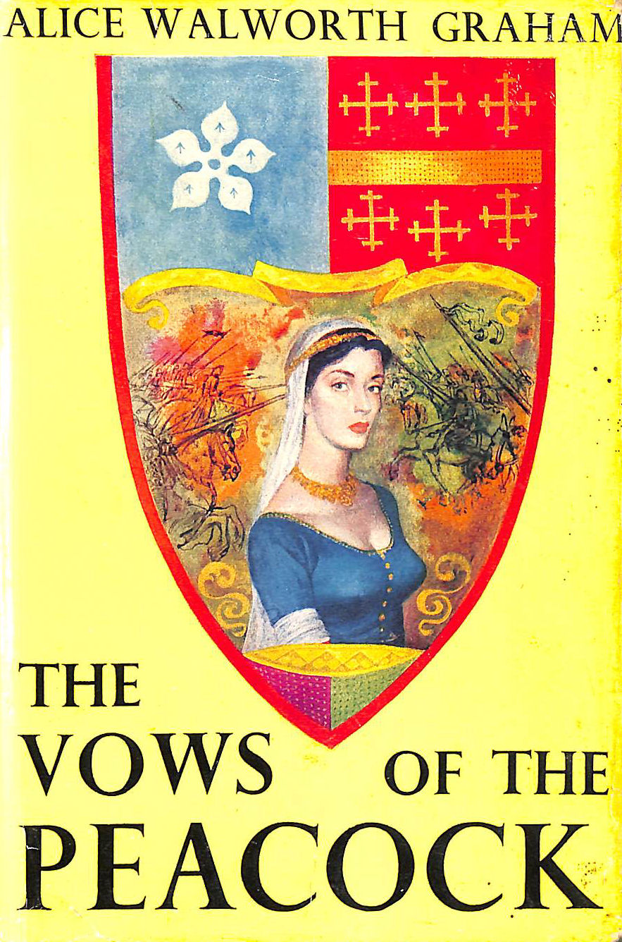 Image for The Vows Of The Peacock by Alice Walworth Graham