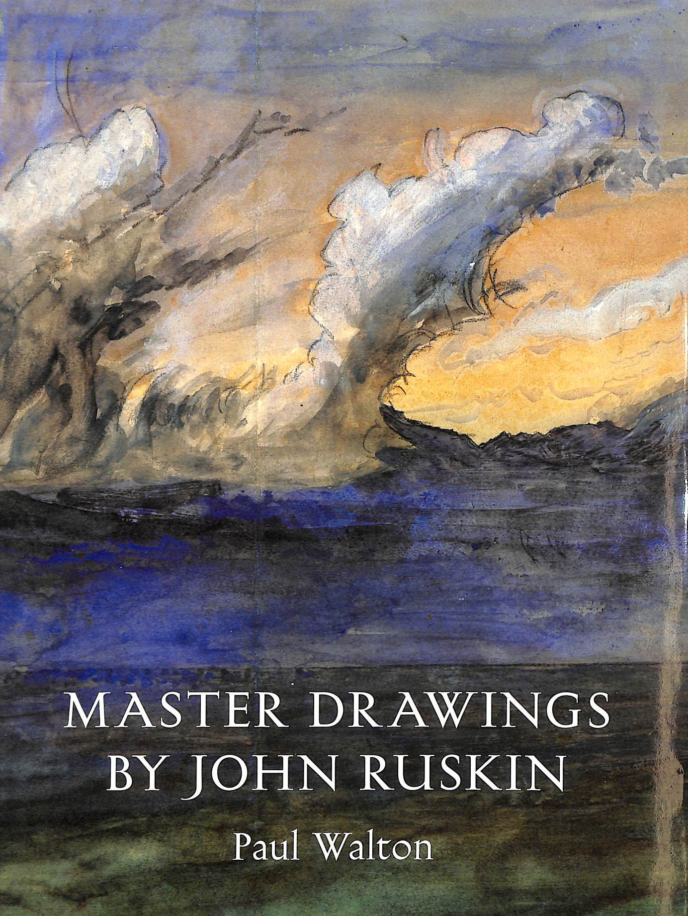 Image for Master Drawings by John Ruskin