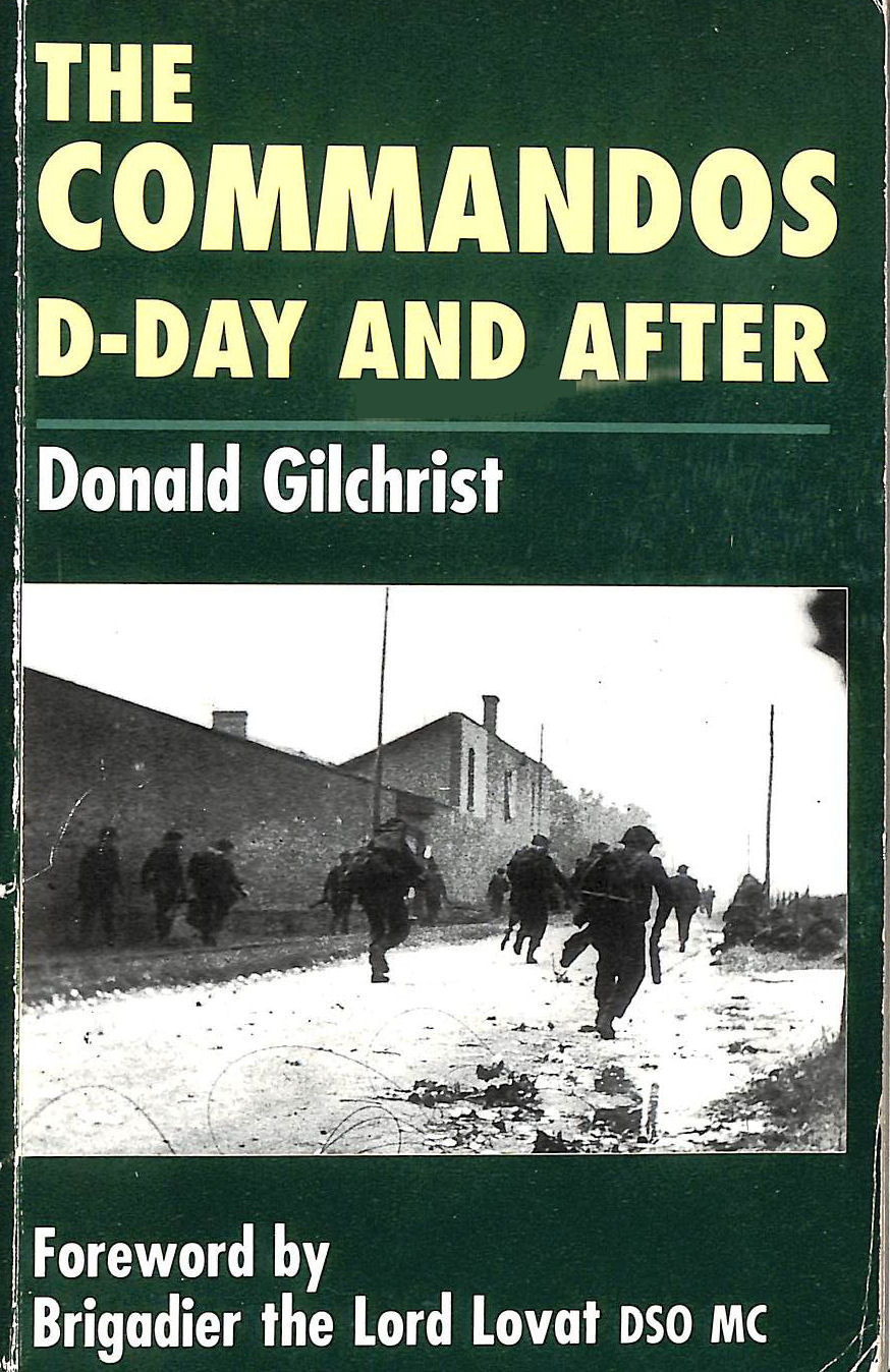 Image for The Commandos: D-Day and After