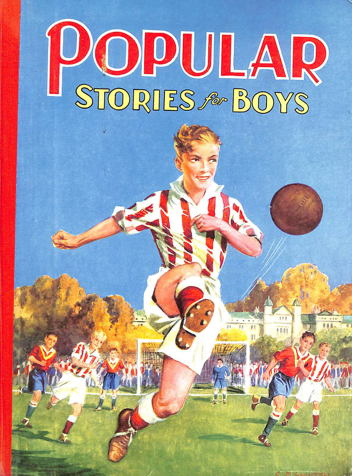 Image for Popular Stories for Boys