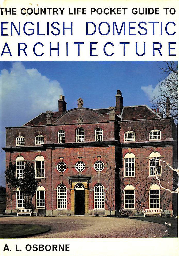 Image for The 'Country Life' pocket guide to English domestic architecture