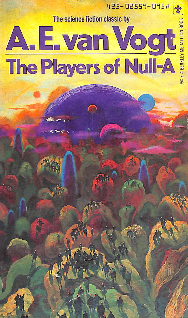 Image for Players of Null-A